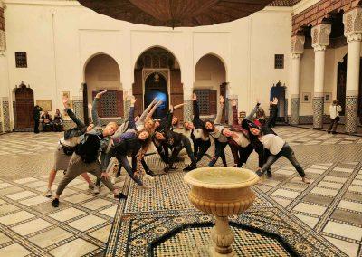 Maroko Listopad 2019